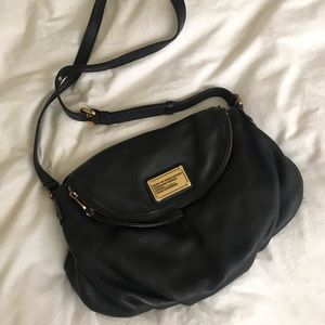 MARC By Marc Jacobs Black crossbody purse